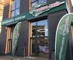 Nauja parduotuvė Vilniuje